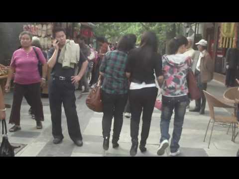 Ancient Alley in Chengdu - Part 1