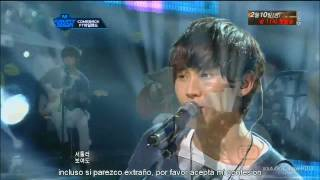 F.T Island -  Be My Girl || I Hope You Will Be My Lover  (Live) [Sub Español]
