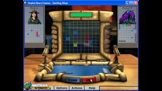Hoyle Board Games 4 (2000) - Battleships 01 (2 Ships Remain)[720p]
