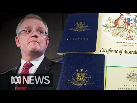 Terrorists stripped of citizenship under Australian Governme