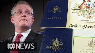 Baixar Terrorists stripped of citizenship under Australian Government's proposed law | ABC News