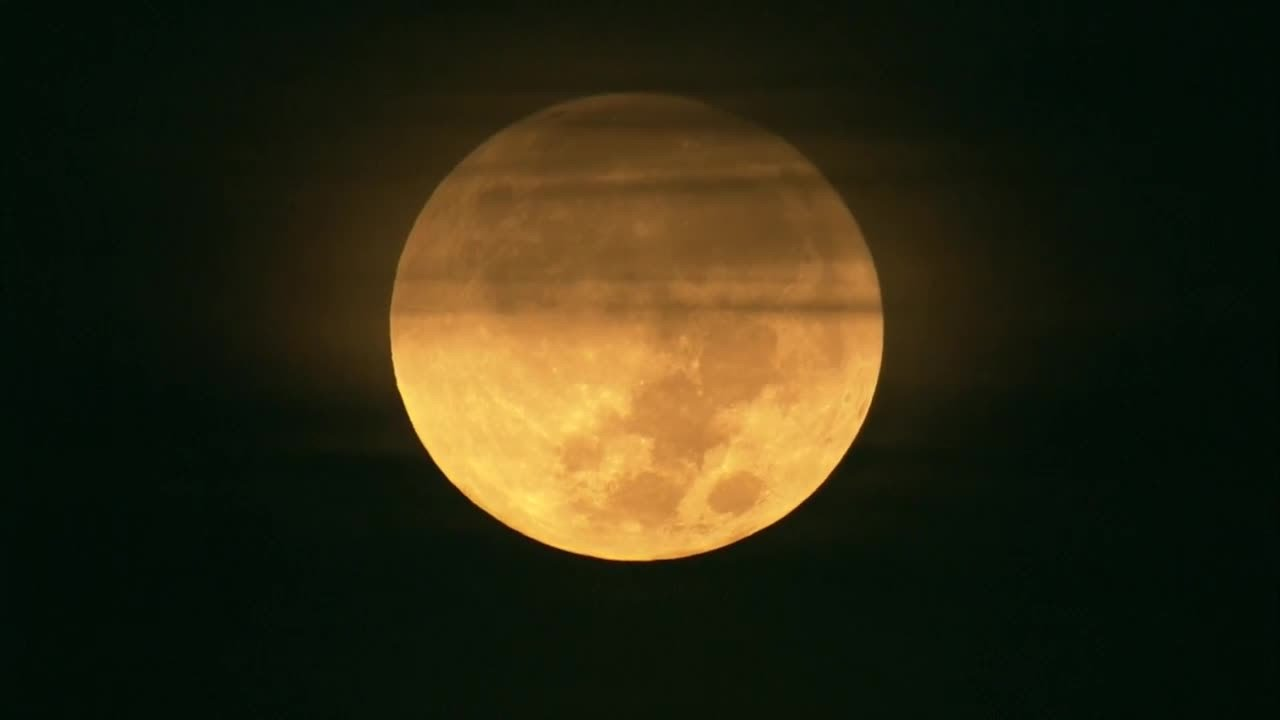 Sturgeon Moon - WPTV News - FL Palm Beaches and Treasure Coast