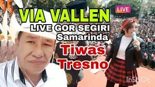 Gambar cover VIA VALLEN - Tiwas Tresno