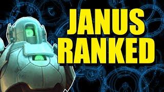 SMITE Ranked #58 - Janus