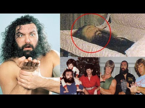 Unknown Surprising Facts About Bruiser Brody || Pastimers