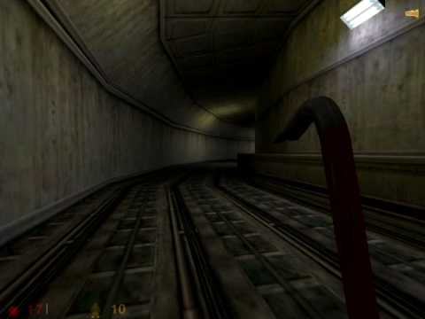 Half-Life 1:Bunny Hopping XD