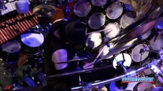 Terry Bozzio Drum Solo Performance - pat