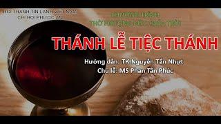 HTTL PHƯỚC AN - Chương trình thờ phượng Chúa - 05/04/2020