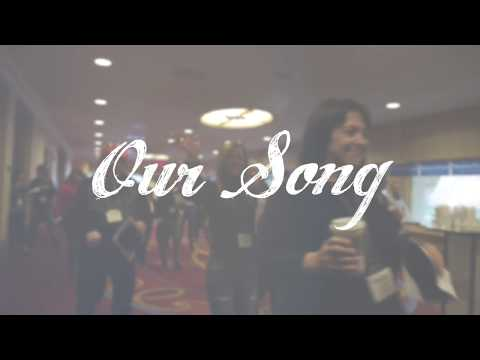 Meaghan Smith - Our Song - Hello Beautiful World - Lyric Video