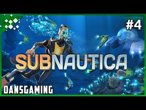 Let's Play Subnautica (Part 4) - Indie Alien Ocean Exploration Game