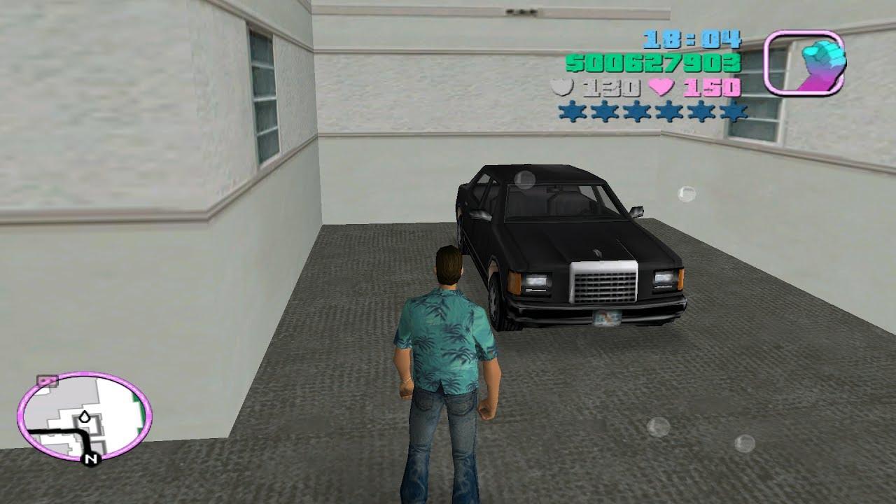 car city gta location vice