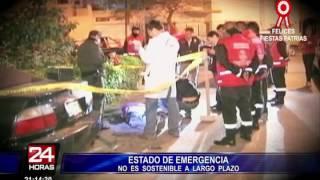 """PPK: """"Prórroga de emergencia en el Callao no es sostenible a largo plazo"""""""