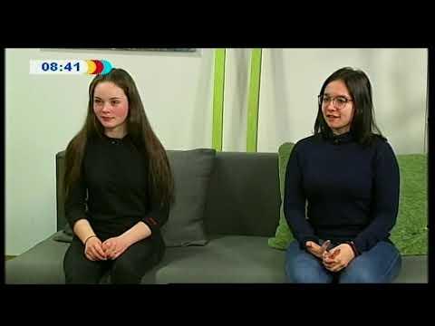 Канал Кіровоград: 13.12.2018. Ранкова кава. команда обласної Лігі Гумору