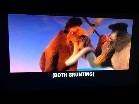 Ice Age: Continental Drift (2012) Manny vs Captain Gutt