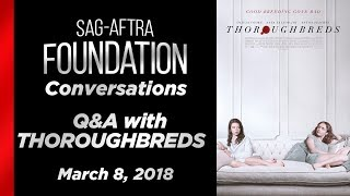 Conversations with THOROUGHBREDS