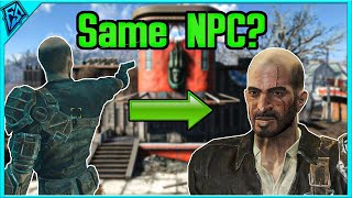 Fallout 4 Quickie is the Mysterious Figure the Same NPC as Kellogg