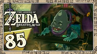 THE LEGEND OF ZELDA BREATH OF THE WILD Part 85: Kilton am Totenkopf-Teich