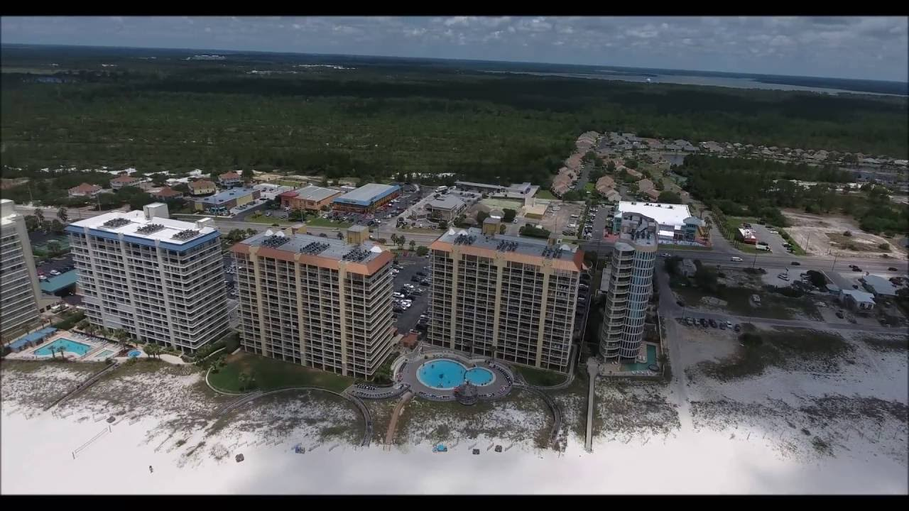 Summer House Aerial Video Orange Beach Al