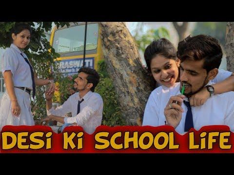 Desi Ki School Life - Prince Verma