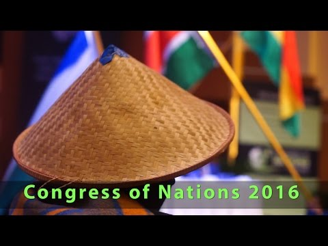 Sights and Sounds from the 2016 Congress of Nations