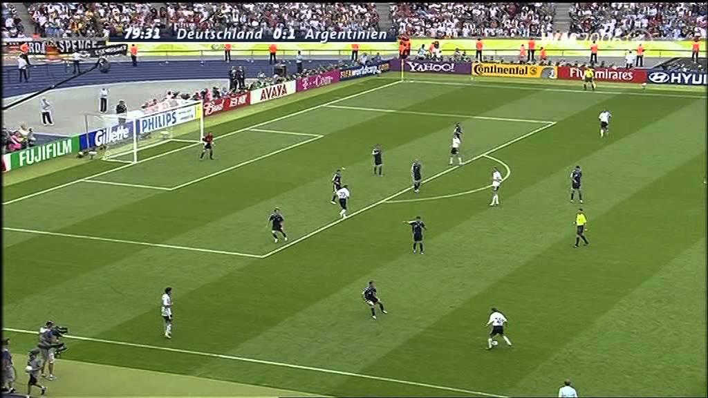 2006 Deutschland Argentinien