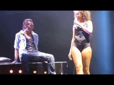 Rihanna   Skin Lap Dance HOT!!