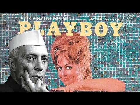 Jawaharlal Nehru was in Playboy
