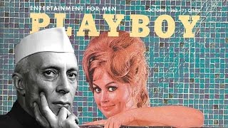 Jawaharlal Nehru was in Playboy