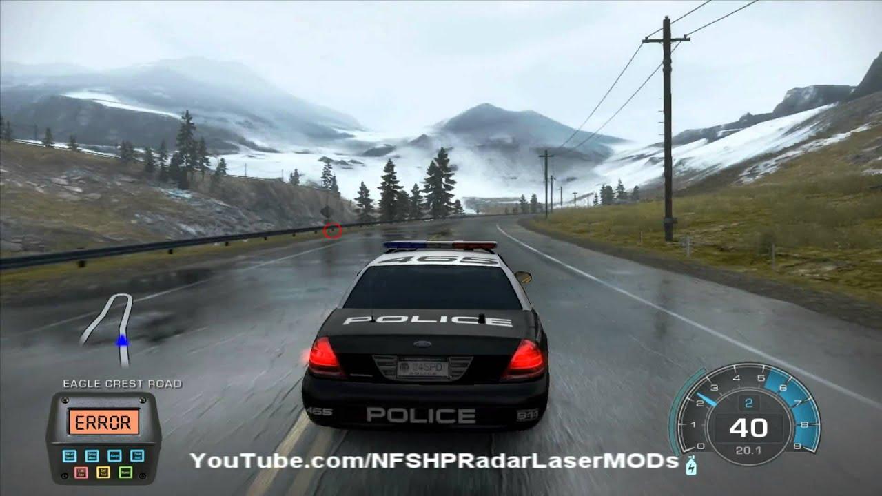 Nfs Hot Pursuit  Car Mod
