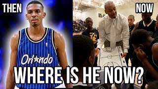 Where Are They Now? PENNY HARDAWAY