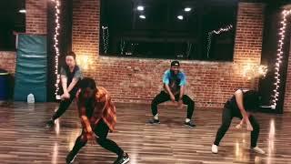 Bruno Mars (Feat Cardi B) - Finesse Remix - Choreography By King Abstrakt