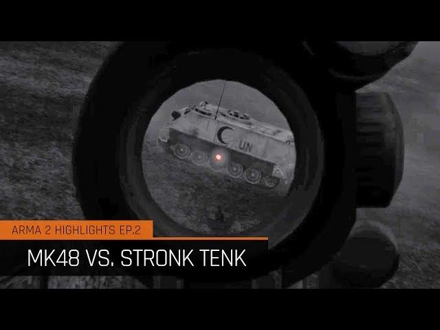 DayZ Mod Highlights Ep.2 - Mk48 vs. Stronk Tenk - [Deutsch]