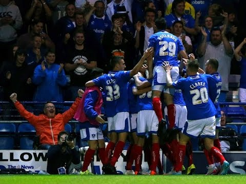 Top 10 Portsmouth FC Goals of 2015