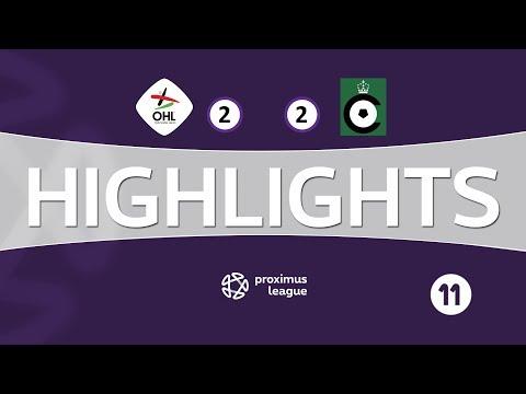 Highlights NL / OH Leuven - Cercle Brugge / 02/02/2018