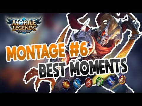 HAYABUSA MONTAGE #6 | BEST MOMENTS | MOBILE LEGENDS BANG BANG