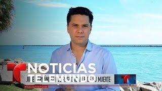 Concluyen que José Fernández fue el culpable del trágico accidente | Noticiero | Noticias Telemundo