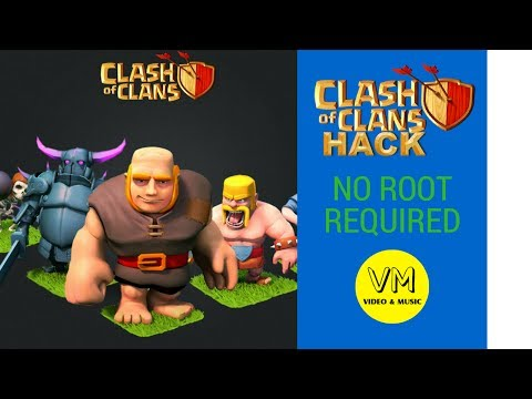 clash of clans hack unlimited gems gold elixir cheats tool