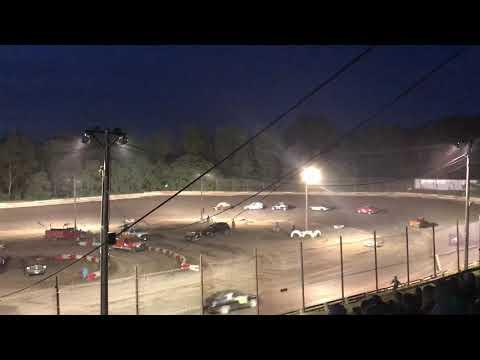 Hilltop Speedway - Ministock B-Main - 6/21/19