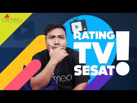 RATING TV SESAT!