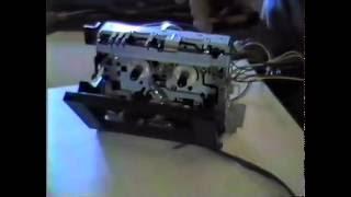 1990 03 Yamaha Cassette Deck Repair
