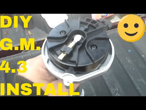 Chevrolet 4.3 Distributor Install Tips