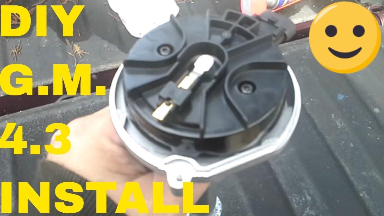 medium resolution of chevrolet 4 3 distributor install tips