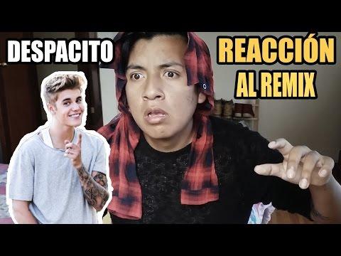 Reaccionando a DESPACITO REMIX de Justin Bieber #Reaction | Smith Benavides