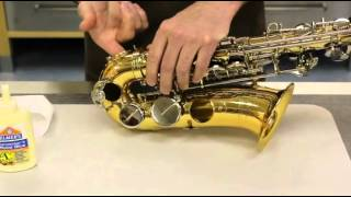 SEALING SAX BELL BOW JOINT
