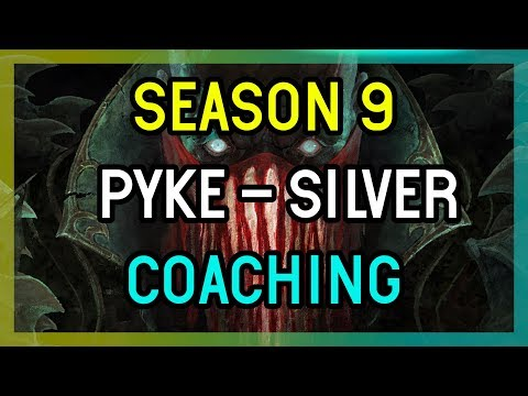 SILVER PYKE COACHING SESSION  - Season 9 League of Legends thumbnail