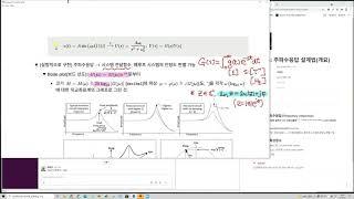 [KMU_ICS2021: 복습 4-2] 주파수응답의 종…
