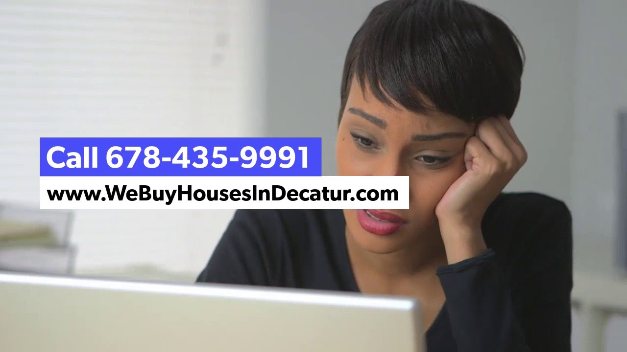 Inherited a House and don't know what to do? Call 678-435-991 We Buy Houses in Decatur