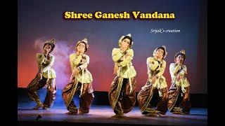 """Srijak - """"SHREE GANESH VANDANA"""" (Eka Dantaya....)"""