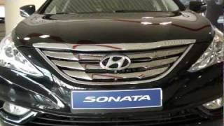 Тест драйв Hyundai Sonata