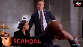 Olivia is Stuck Between Fitz and Rowan Sneak Peek - Scandal 6x12